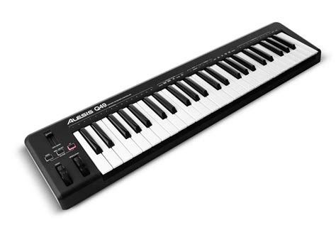 Alesis Q49 Keyboard Freshly Squeezed Sles Top 10 Best Midi Keyboards On