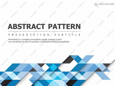 abstract pattern for paper presentation abstract pattern ppt goodpello