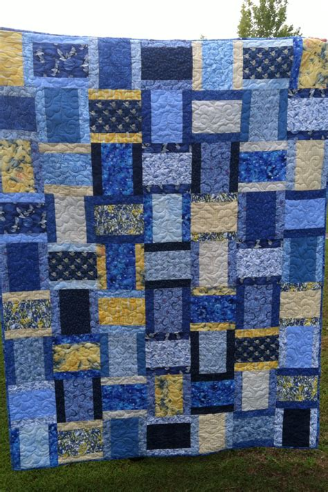 Monochromatic Quilt by L Fair Quilts 2011 Finished Quilts