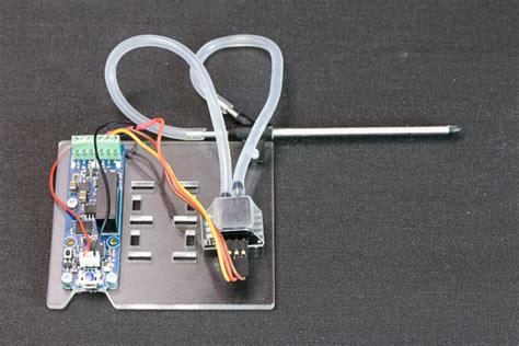 le 0 10v utiliser une sonde de pitot 224 l aide d un yocto 0 10v rx