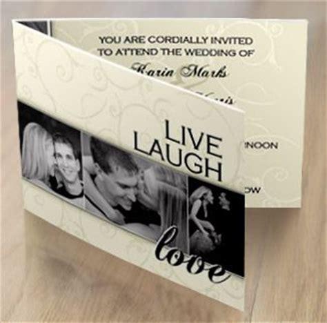 live laugh wedding invitation wording 57 best images about live laugh on