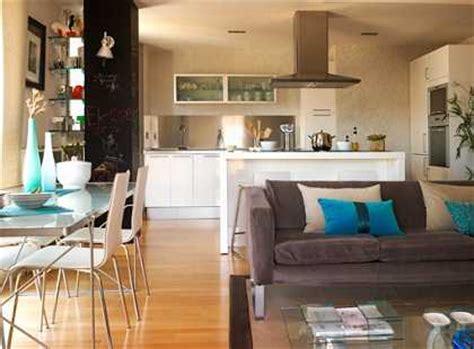 cocinas integradas al salon cocina decora ilumina