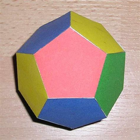 best 25 dodecahedron template ideas on book