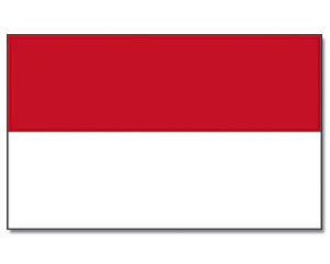 Gambar animasi bendera Indonesia, Indonesian flags, gambar