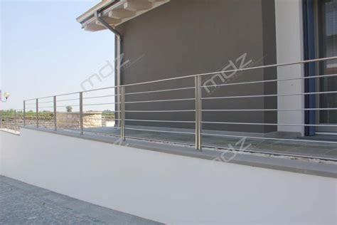 corrimano in acciaio inox prezzi parapetti per scale personalizzati ferro e acciaio inox