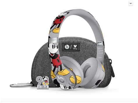 Mickey Headset beats by dr dre and disney mickey s 90th anniversary