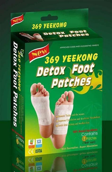 Patch Detox by China Detox Foot Patch China Detox Patch Detox Foot Patch