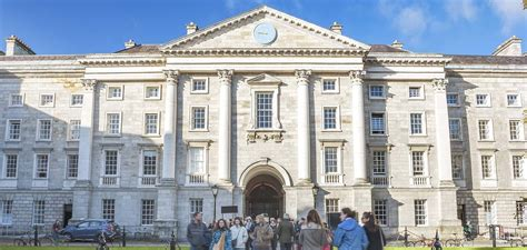 Best Universities In Ireland For Mba by Earn Your Business Masters In The Historic College