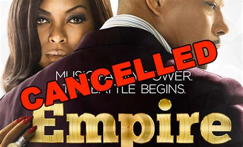 empire tv show renewed for season 2 fox has cancelled tv show quot empire quot