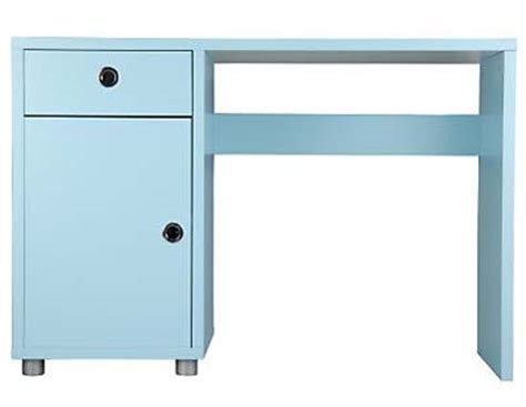 Blue Desks Design Milk Blue Desk