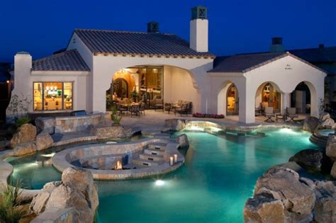 mediterranean pool designs pool mediterranean with old landscaping backyard oasis 18 pool design ideas in