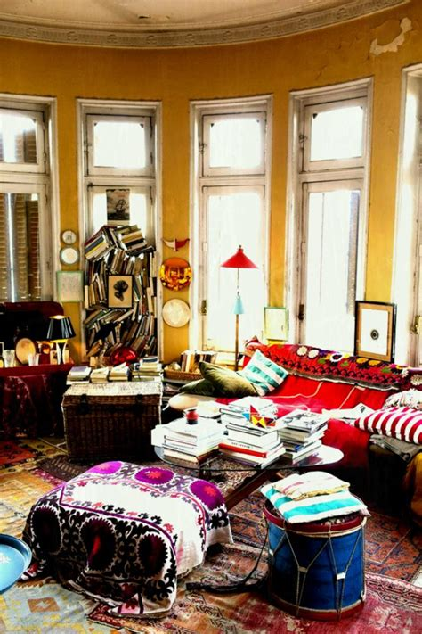shabby wohnung best boho hippie decor images on living