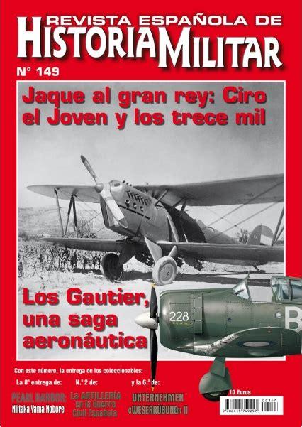historia militar de una revista espa 241 ola de historia militar tuc 237 didiano