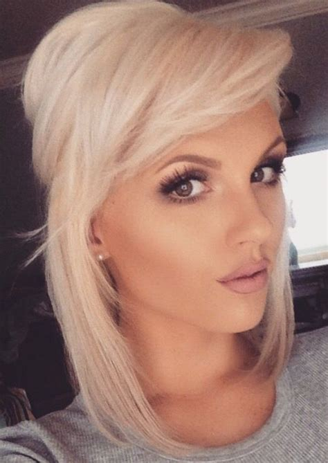 hairstyles bleach blonde hair 263 best images about beauty hair on pinterest her