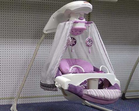 most expensive baby swing nursery budget save money