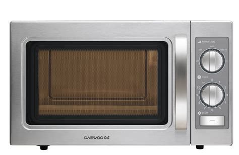 Kitchen Cabinet Manufactures by Daewoo Kom9m11s 1100w Light Duty Manual Control Commercial Microwave