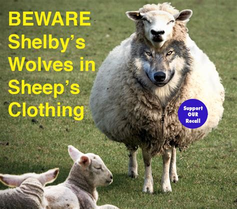 he was a wolf in sheep s clothing 2 volume 2 books the inside out the recall wolves are howling again as