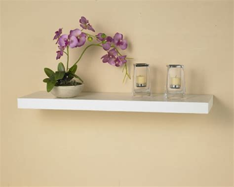 On The Shelf Secret by Wall Shelf With Brackets 14 Image Wall Shelves