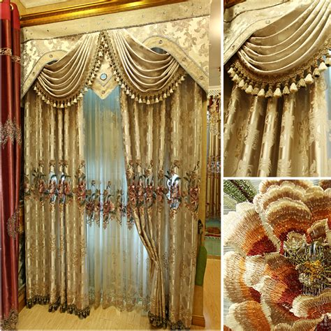 custom curtain luxury curtains and drapes designs