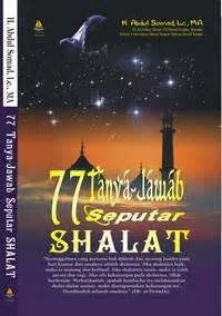 Shalat Tapi Keliru Cover 77 jawab seputar sholat zanafa publishing