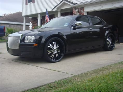 Chrysler 300 On Rims Chrysler 300 On 24 2 Craves Rent A Wheel Rent A Tire