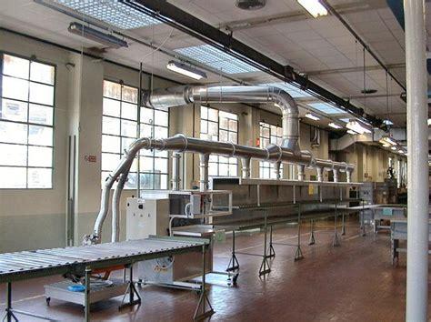 cappe di aspirazione per cucine industriale cappa cucina