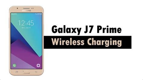Charger Wireless Samsung 2017 samsung j7 prime 2017 wireless charging