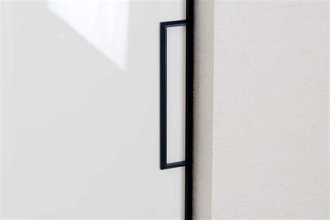 Poign E Porte Coulissante 2546 by Kit Porte De Placard Coulissante Tout Inclus Centimetre