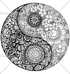 Free Coloring Pages Of Ying Yang Coloring Pages Yin Yang