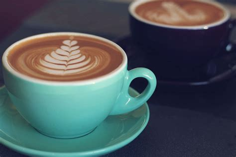 Meet U White Coffee flat white coffee find out the five senses coffee