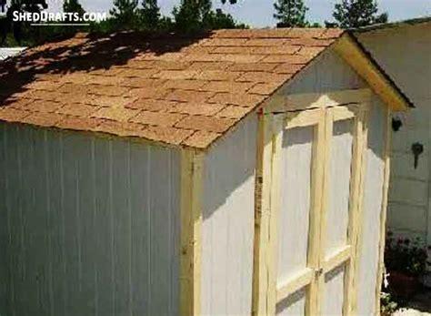 diy gable shed building plans blueprints  tool shed