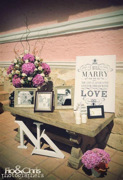 Best 25  Wedding entrance table ideas on Pinterest