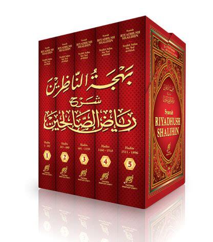 Syarah Riyadhus Shalihin Jilid 4 Pustaka Imam Asy Syafi I jual pustaka imam asy syafi i syarah riyadhus shalihin set no 1 5 arc shop