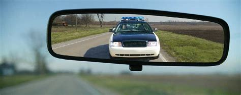 police lights in rear view mirror rear view camera ford truck enthusiasts forums