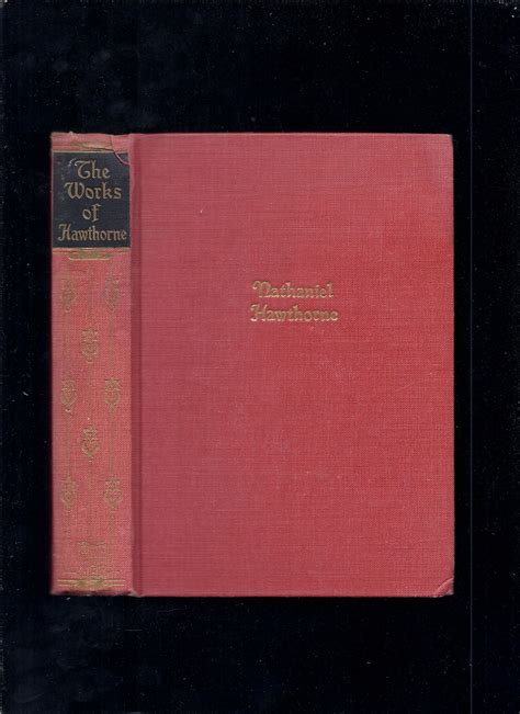 jerusalem one volume hardback the works of nathaniel hawthorne one volume edition by nathaniel walter j black hawthorne