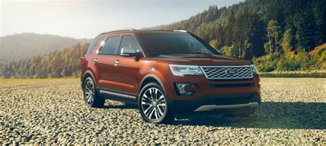 ford colors 2017 ford 174 explorer suv photos colors 360