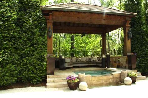 multipurpose gazebo ideas for backyard gazebo ideas