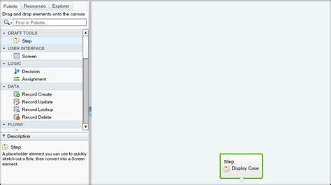 salesforce visual workflow salesforce visual workflow exles images