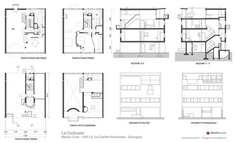 sle plan maison cook drawings plan