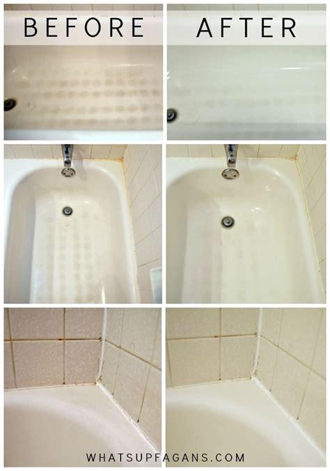 25 best ideas about clean bathtub on bathtub