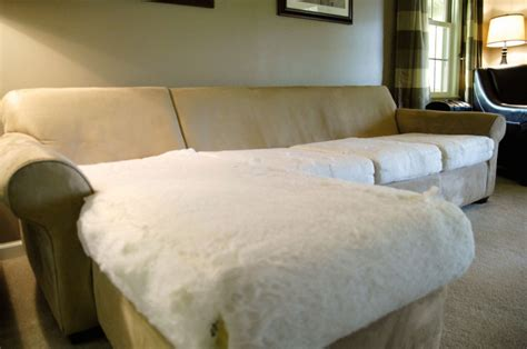 cleaning a couch cushion how to make an old couch new again for 10 living rich