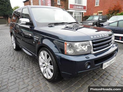 2006 range rover sport bluetooth used 2006 land rover range rover sport autobiography