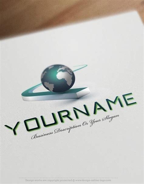 design a custom logo free online exclusive design buy globe path logo free business card
