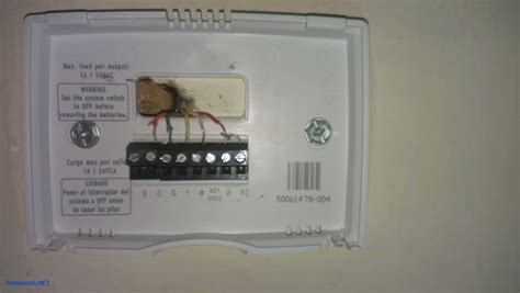 honeywell thermostat rth221 wiring diagram 42 wiring