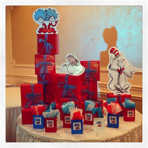 Dr Seuss Baby Shower Favors by Favors Dr Seuss Baby Shower And Events