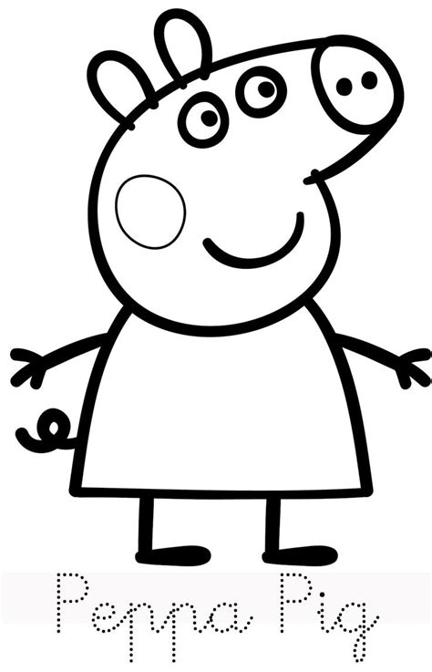 peppa pig drawing templates best 25 peppa pig drawing ideas on peppa pig
