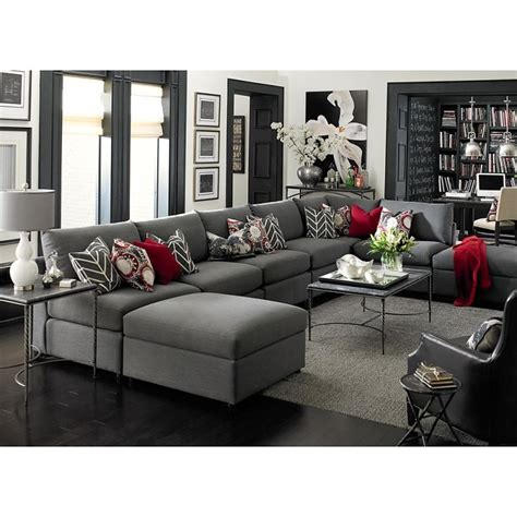 charcoal gray sectional sofa charcoal gray sectional sofa foter home