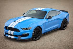 ford mustang colors 2017 mustang shelby gt350 pics of new colors are