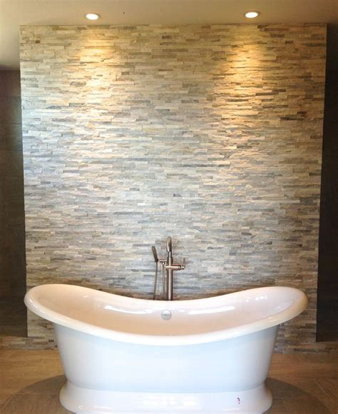 Bathub Standing Oshin Marble free standing tub stacked wall walk through shower chandelier to come beautiful