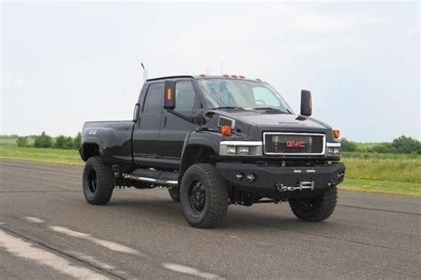 these things are gmc c6500 trucks and cars